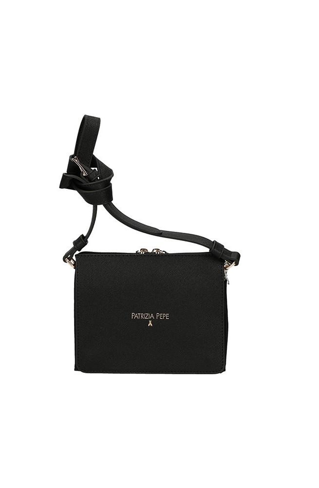 PATRIZIA PEPE Bag Female Black - 2V6927-A1ZL-H305