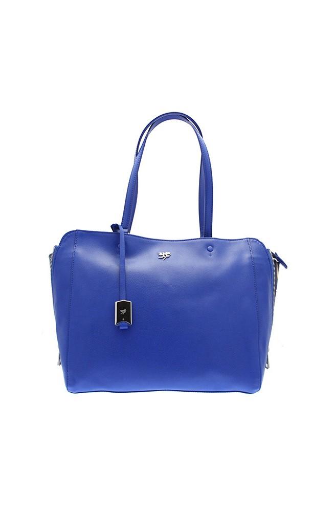 PIERO GUIDI Bag Magic Circus Female Leather Blue Royal- 214811082-P6