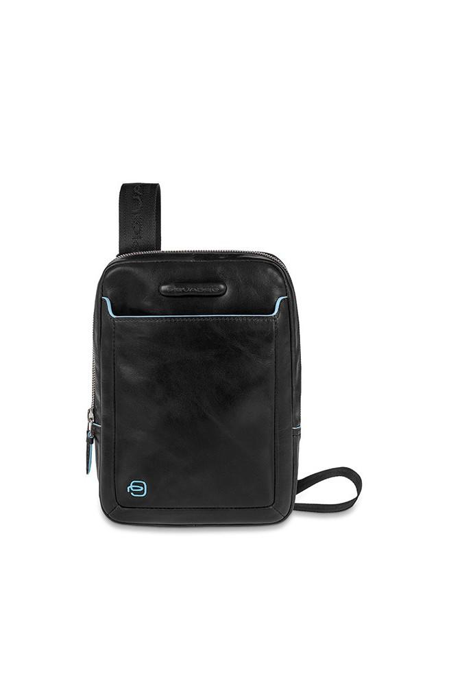 PIQUADRO Bag BLU SQUARE Male Pocketbook Black - CA3084B2-N