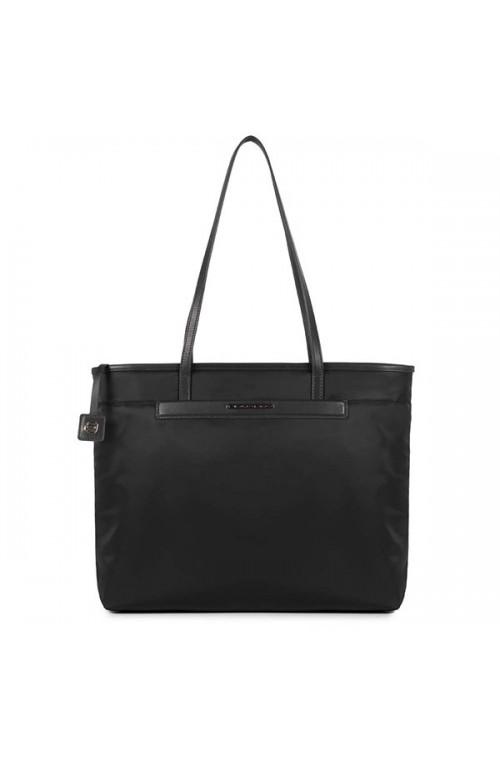 PIQUADRO Bag LOIRE Female Tote Black - BD4010S91-N