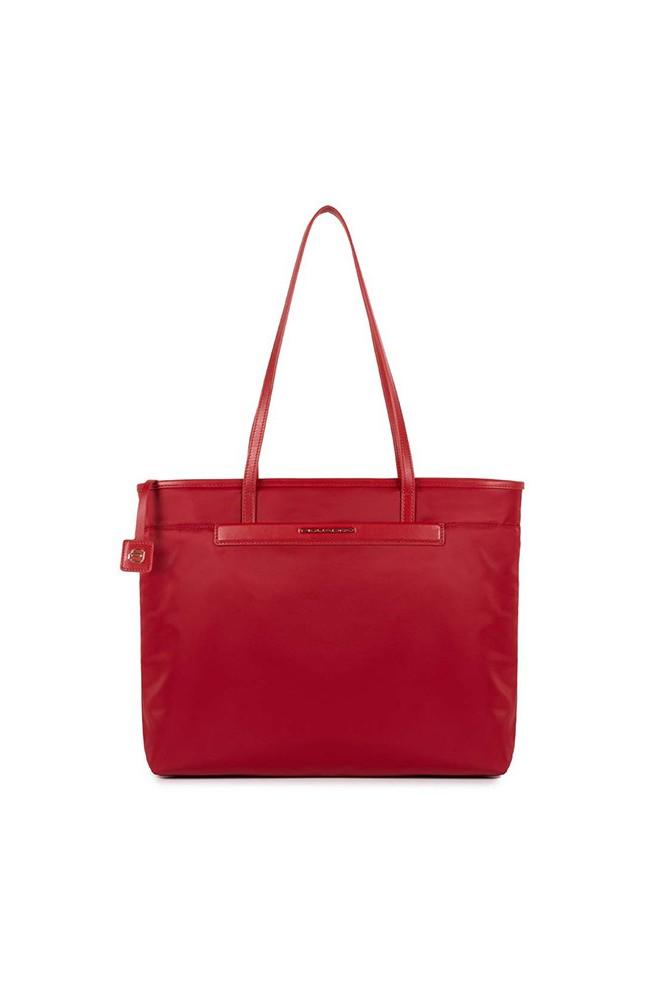 Borsa PIQUADRO LOIRE Donna shopping Rosso - BD4010S91-R