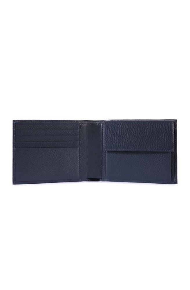 Portafoglio PIQUADRO Modus Uomo blu PU257MO-BLU