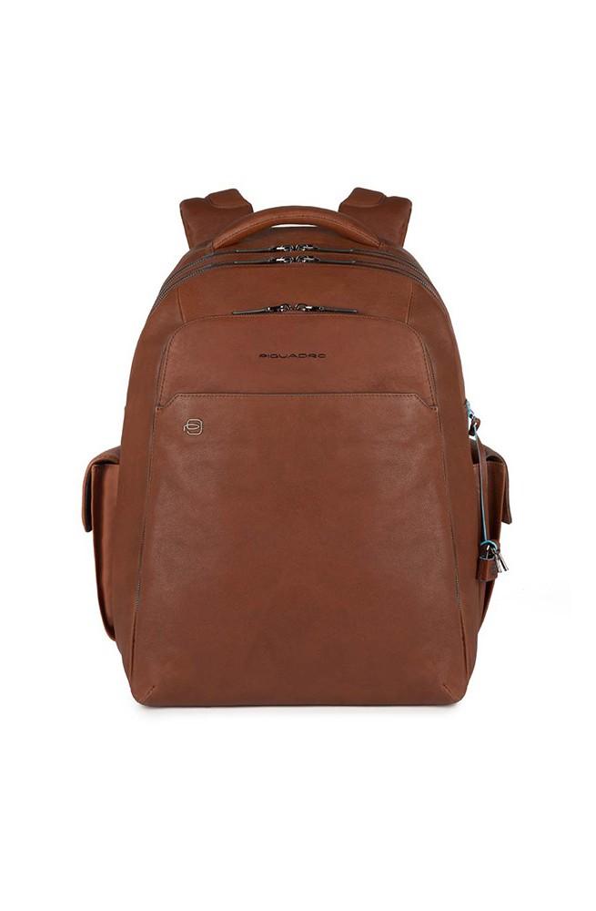 PIQUADRO Backpack BagMotic Man Leather Leather CONNEQU - CA3444B3BM-CU