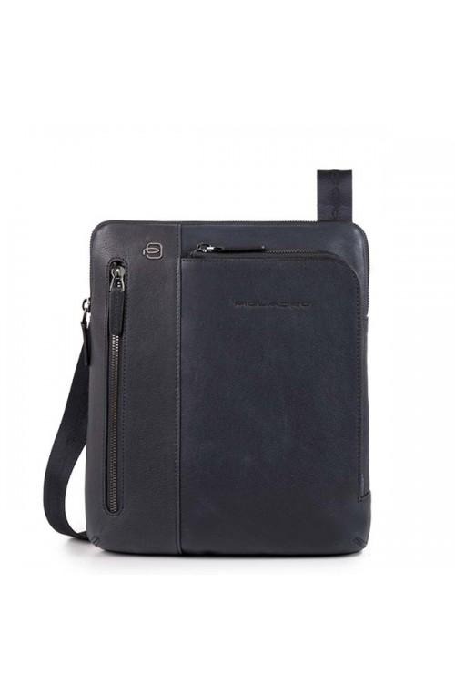 Borsa PIQUADRO BLACK SQUARE Uomo Borsello Pelle Blu - CA1816B3-BLU