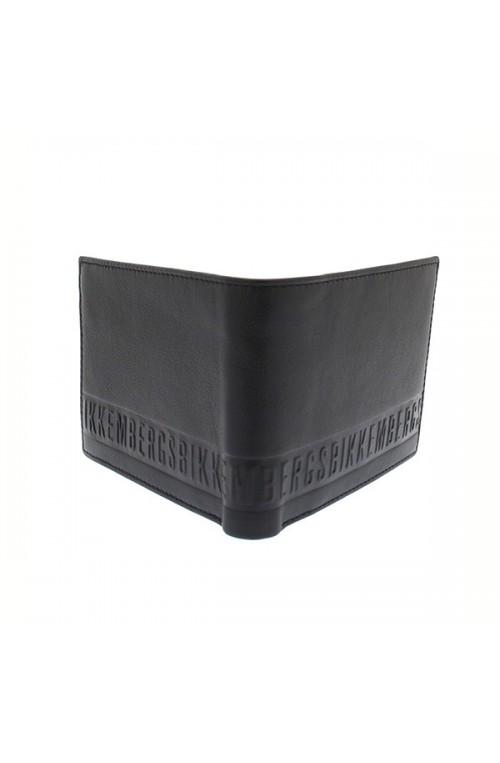Portafoglio BIKKEMBERGS Uomo Nero - 6AD3704DD0101