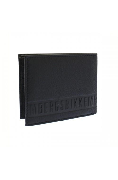 Portafoglio BIKKEMBERGS Uomo Nero - 6AD3706DD0101